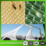 곤충 그물 (백색 비행거리) 그물이 Virgin HDPE 야채에 의하여 설치한다