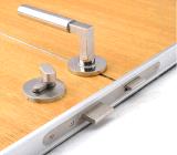 Часть отливки нержавеющей стали OEM с подвергать механической обработке для оборудования двери и окна как ручка двери