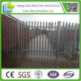 Hot superiore Dipped Galvanized Steel Palisade Fencing da vendere