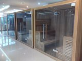 Cabine de luxe de sauna de modèle neuf de Monalisa (M-6045)