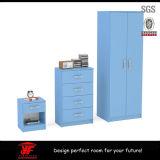 寝室の家具の安の現代木の標準的な寝室セット