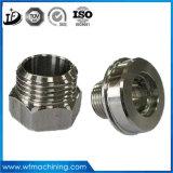 Fundição do ferro/a de alumínio/aço do OEM e peças fazendo à máquina para as peças da máquina