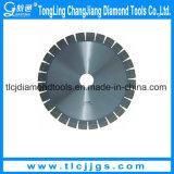 具体的なレーザーが溶接した高品質は鋸歯を