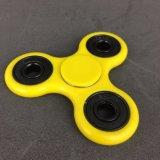 ABS friemelen Spinner friemelen Sensorische het Speelgoed van de tri-Spinner friemelt de Spinner van de Hand van Adhd van het Autisme AntiSpanning Grappige Giften Plastic EDC Omwenteling Oude 7 Kleuren