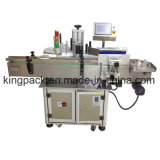 KP-80 de verticale Ronde Machine van de Etikettering van de Fles