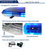 Guide optique Emergency de voiture de police de LED