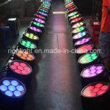 La PARITÀ impermeabile 64 della fase di alto potere LED può illuminarsi