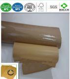 Papel de Kraft revestido del PE impermeable a la grasa para el empaquetado de las piezas de automóvil