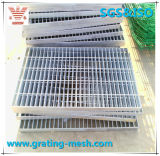 Galvanized/piano Steel Bar Grating per Construction