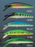 Het Lokmiddel van de visserij - Plastic Lokmiddel - Aas - Stosh- VisTuig Pbhs3027&3028 Serie