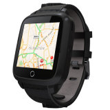 Nuevo Smart Watch 3G WCDMA SIM Monitor de ritmo cardíaco Smartwatch WiFi GPS Dispositivos Wearable