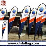 Bandierina di promozione/bandiera banco di mostra
