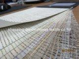 Tessuto elegante dei ciechi di rullo della protezione solare della Cina, nuovo tessuto dei ciechi di rullo della zebra di mancanza di corrente elettrica di disegno per la decorazione