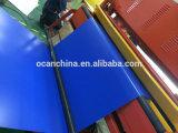 Transparant Blauw pvc- Blad voor zich het Vacuüm Vormen