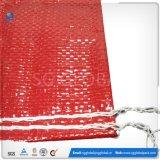 Gesponnener Röhrenbeutel China-20kg 25kg pp. für Viehbestand-Zufuhr