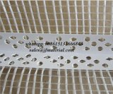 Branello d'angolo del muro a secco di profilo del PVC