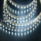 Éclairage d'usager de la lumière de bandes de l'éclairage SMD3528 DEL de liste de DEL 24V 9.6W