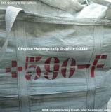 Polvere naturale cristallina del grafite in scaglie