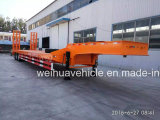 De 3 essieux de Lowbed remorque semi avec le prix usine direct