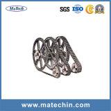Roda dentada Chain de forjadura do ANSI Asa 25 padrão do costume do OEM para o equipamento agricultural
