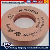 Roda de polimento de óxido de cerio de alta qualidade / roda de polímero de vidro de diamante