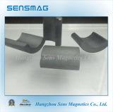 De professionele Magneet van het Ferriet van de Magneet van het Segment van de Boog Permanente voor Motor