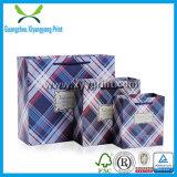 Coutume de fantaisie transparente de sac de papier pour la pharmacie