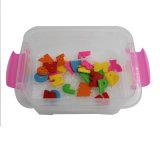 Food-Grade幼稚園は子供のアルファベットの学習のためのおもちゃをからかう
