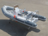 China Aqualand 15feet 5, 4m Rippen-Bewegungsboot/steife aufblasbare Fischerboot-/Sports-Rettung (rib540A)