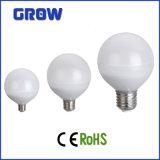 Plastikglobale Leuchte des aluminium-E27 LED