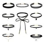 De gotische Minimalistische Halsband Chocker van de Manier van Juwelen