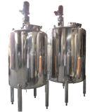 Nahrungsmittelgetränkemilch-flüssiges mischendes Tank-System