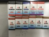 Peptide farmacêutico Cjc1295/Cjc1293 sem o Dac para o peso 2mg/Vial da perda