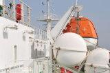 10.3m total beiliegendes Rettungsboot für Marine