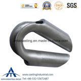 Tipo del tubo del dedal de la cuerda de alambre