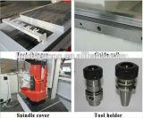 Автоматическое подавая Yaskawa Servo мотор деревянный маршрутизатор CNC с Италией