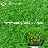 30mm/40mmのロマンチックな景色か庭の人工的な草