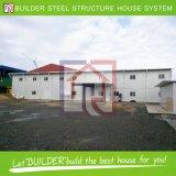 Дом Sturcture хорошего цены стальная передвижная Prefab
