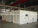 Stille Diesel die Generator door de Motor van Cummins wordt aangedreven (250kVA-1500kVA)