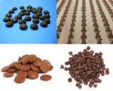 Justierbare Schokoladen-Chip-abgebende Maschinen-Schokoladen-Chip-Maschine