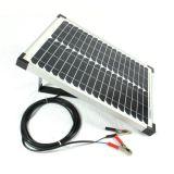 12V panneau solaire 20W pour le système d'au loin-Grille
