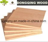 Hoja comercial de Bintangor /Okoume del precio Lowes de la madera contrachapada 5m m