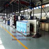 Feuille de marbre de PVC de marbre artificiel de PVC/feuille de marbre d'imitation en pierre d'imitation de PVC de machine de panneau faisant à PVC le panneau de marbre de plastique faisant la machine