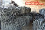 Macchina calda dell'espulsore della mattonella del carbone di legna di vendita
