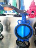 Duktiler Oblate-Drosselventil des Eisen-Ggg50 Griff gebetriebenes ohne Pin