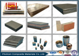 Matériau plaqué de plaque en acier de revêtement de Cupronickel CuNi9010 pour Tubesheet