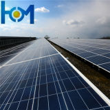 1950*985mm Low Iron Clear Solar Panel Toughened Glass pour le picovolte Module