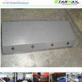 Изготовление металлического листа шкафа нержавеющей стали