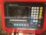 Автомат для резки плазмы пламени CNC резца плазмы 2016 портативная пишущая машинка