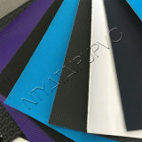 Couro sintético macio colorido do plutônio para sapatas dos esportes